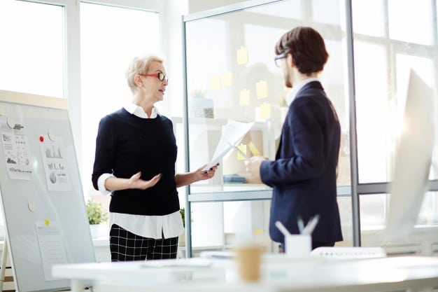 Lors d'entretiens individuels, nous co-construisons le parcours à effectuer pour développer votre potentiel, augmenter votre niveau de performance et passer à l'action.